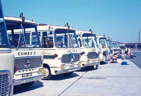 Comex 3 Overland Coaches