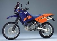 KTM 640R Adventure (2000)