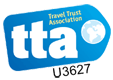 Travel Trust Association Member U3627