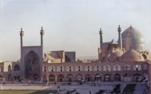 Imam Mosque, The Blue Mosque, Esfahan