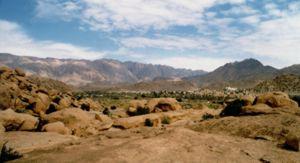 Tafraoute boulders