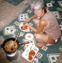 Cooking alfresco