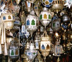 Lanterns, Marrakesh
